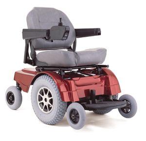 Pride Jazzy 1170 Xl Plus Heavy Duty Electric Wheelchair Ebay
