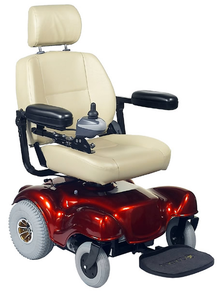 Golden Alante ELECTRIC WHEELCHAIR Power Chair EBay