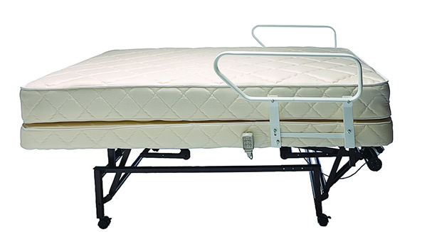 Flex A Bed Hi Low Adjustable Twin Bed Electric Ebay