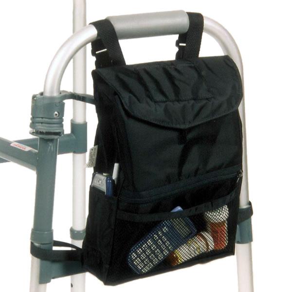 Rolling Walker Accessories Deluxe Walker Bag
