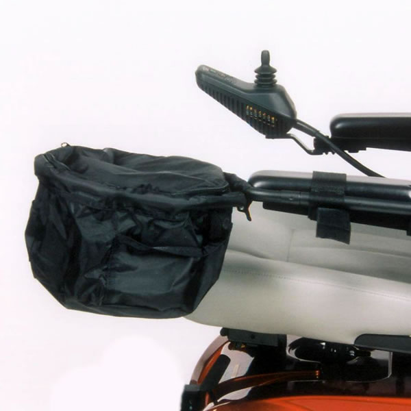Power Wheelchair Scooter Accessories Bags Front