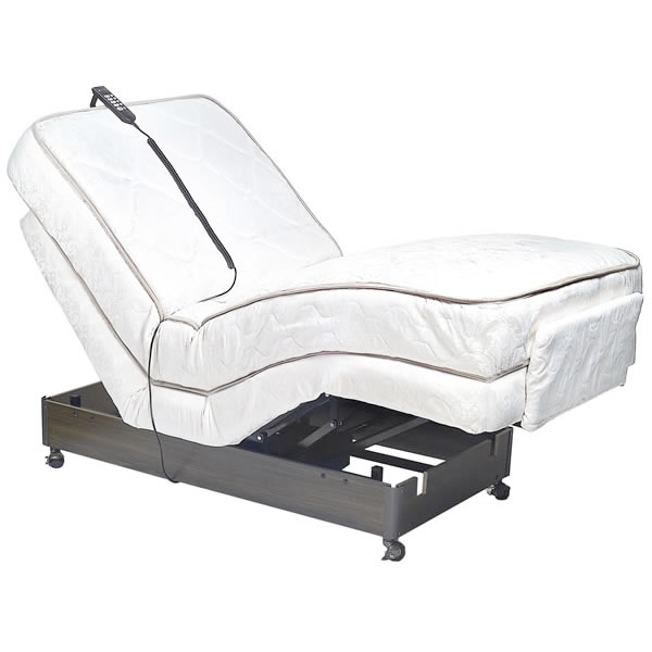 GoldenRest Supreme ADJUSTABLE TWIN Massage ELECTRIC BED | eBay