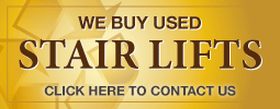 We buy used stair lifts