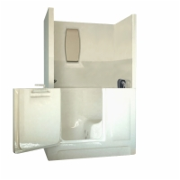 Sanctuary Shower Enclosure Walk-In Tub (Medium)