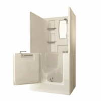 Sanctuary Shower Enclosure Walk-In Tub (Small)