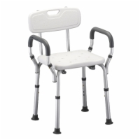 Bath Seat with Arms & Back
