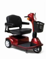 Pride Maxima Heavy Duty Scooter, 3 Wheel