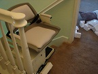A stair lift in Adelanto, California, image 4