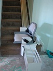 A stair lift in Adelanto, California, image 6