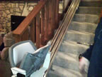 Arlington, Indiana stair lifts, image 3