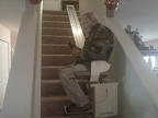 Harrodsburg, Kentucky stairway lifts, image 3