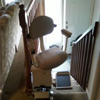A stair lift in Weaverville, image 3