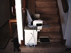 Gilford, New Hampshire stair lift, image 2