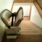 A stair lift in Altamont, image 4