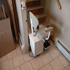 Stair lift in Oakland, image 1