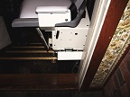 Pelham, New Hampshire stair lift, image 4