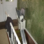 A stair lift in Newark, image 3