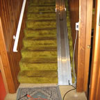 A stair lift in Newark, image 5