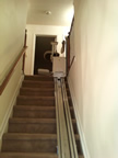 Holmes stair lift, Stone Mountain GA