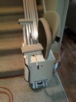 Jenkins Ameriglide stair lift, Cummings GA