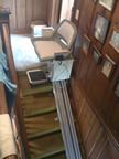 Llewellyn family stair lift in Groton CT