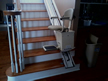 Lorio family stair lift in Slidell LA