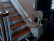 Lorio family stairlift in Slidell LA