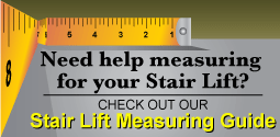Stair Lift Measuring Guide