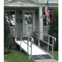 Modular Ramp for Commercial Use