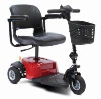 AmeriGlide Traveler Travel Scooter, 3 Wheel