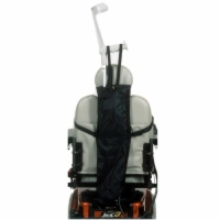 Crutch Holder - Scooters & Power Chairs without Push Handles