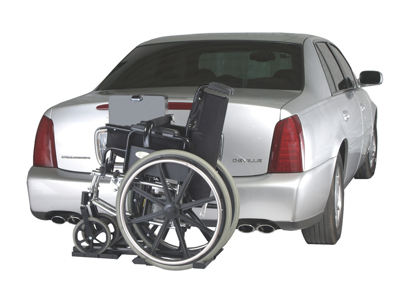 Lifts Amp Carriers External Harmar Power Tote Wheelchair