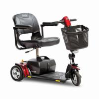Pride Go-Go Elite Traveller Plus Scooter, 3 Wheel