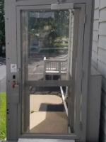 Hercules DC 750 Door Frame Call/Send - Polycarbonate Door Only