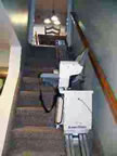 Liverpool, New York stair lift, image 2