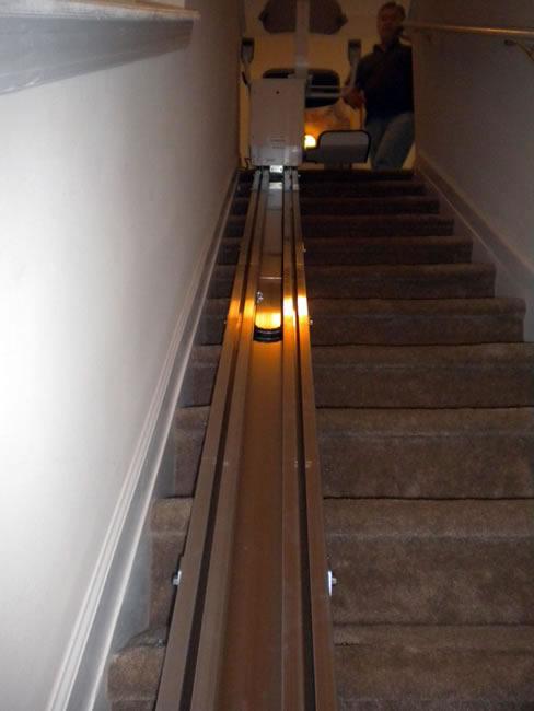 A Stair Way Lift In Salem, South Carolina, Image 1